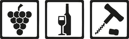 winemaker: Winemaker icons