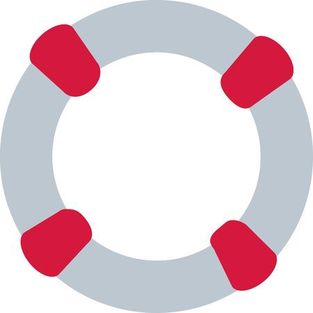 life belt: Life belt icon