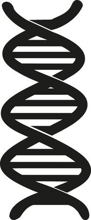 chromosomes: DNA icon