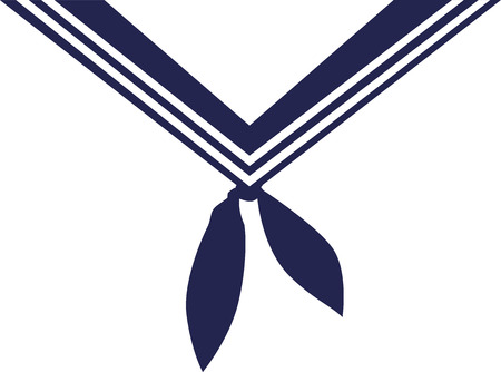 collarin: cuello de marinero