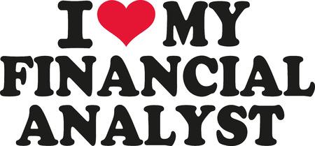 analyst: I love my financial analyst