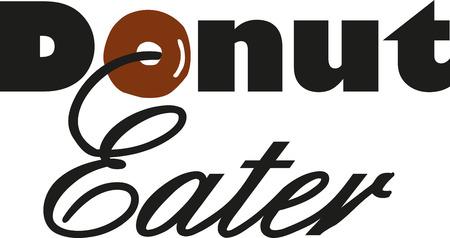 donut: Donut Eater
