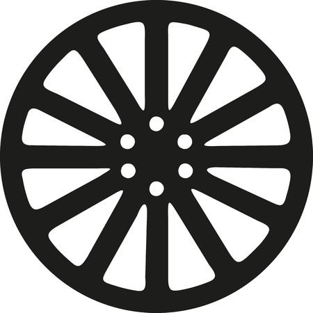 Rim icon