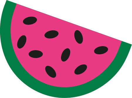Watermelon icon Ilustrace
