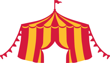 funny: Funny circus tent