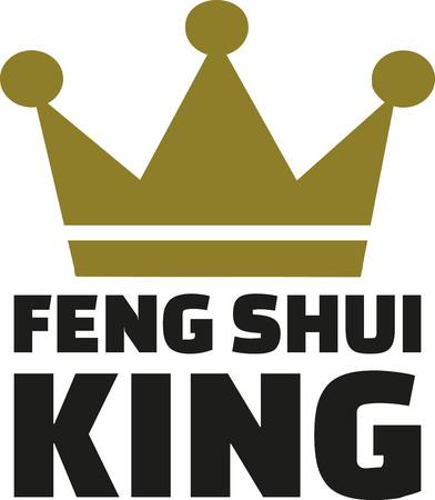 feng: Feng Shui king Illustration