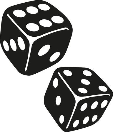 Two dice gambling