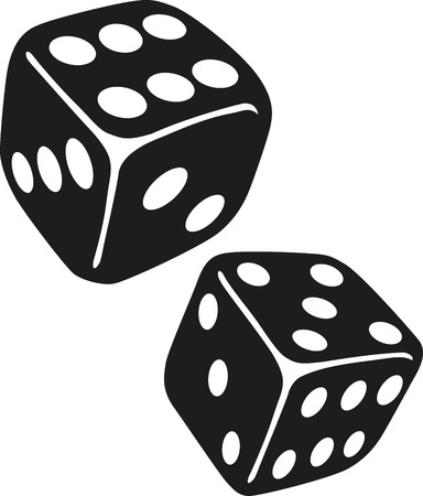 Two dice gambling