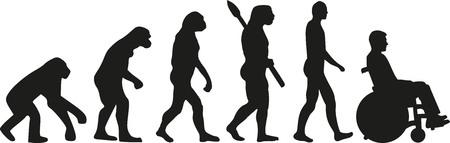Wheelchair evolution