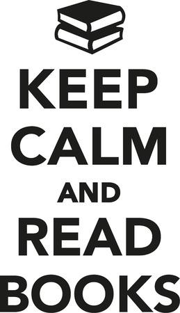 keep calm and read books royalty free cliparts vectors and stock rh 123rf com keep calm vector ai keep calm vector ai