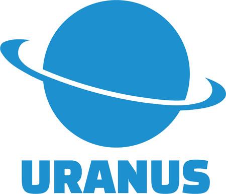 uranus: Uranus planet icon