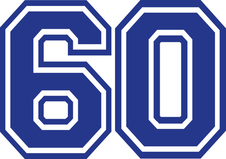 60: Sixty college number 60