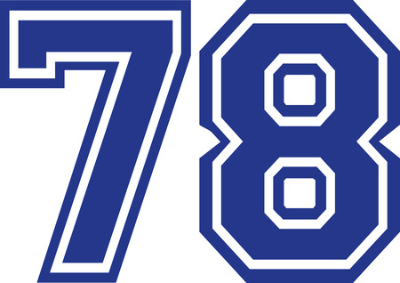 78: Seventy-eight college number 78