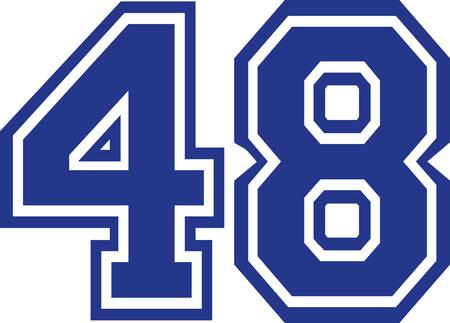 48 대학 번호 48