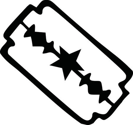 blade: Razor blade