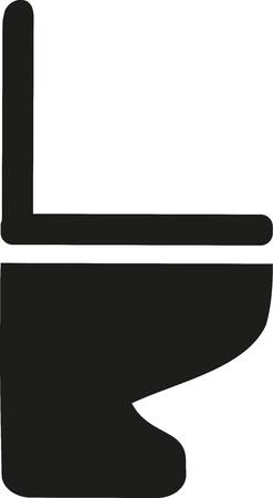 toilet: Toilet icon