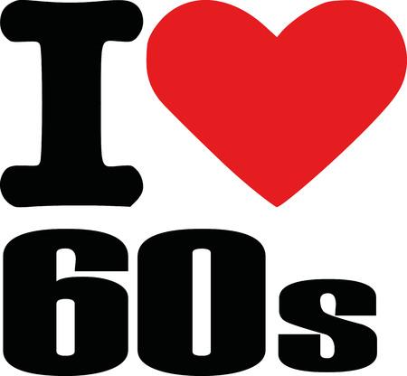 sixties: I love sixties
