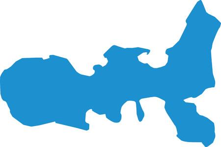 elba: Elba map
