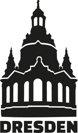 our: Church of our lady - Frauenkirche Dresden