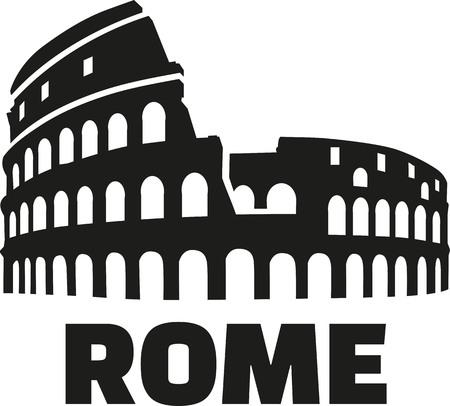 Colosseum rome german