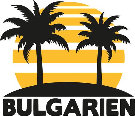Bulgaria sun sea beach - german