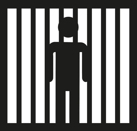 prisoner: Prisoner icon Illustration