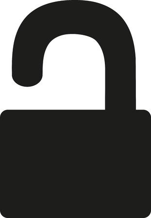 lock: Lock icon Illustration