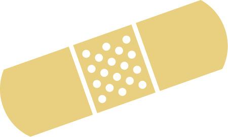 Plaster icon Ilustracja