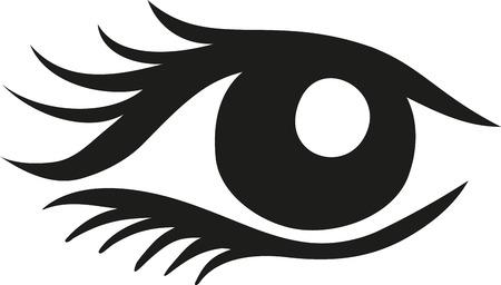 human eye: Human real eye