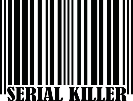 serial: Serial Killer with barcode