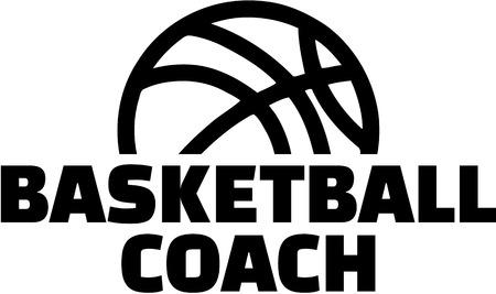 Trener koszykówki z kciukami