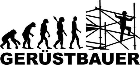 scaffolder: Scaffolder evolution with german job title