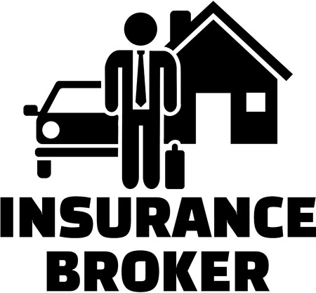 agente comercial: Insurance broker icon