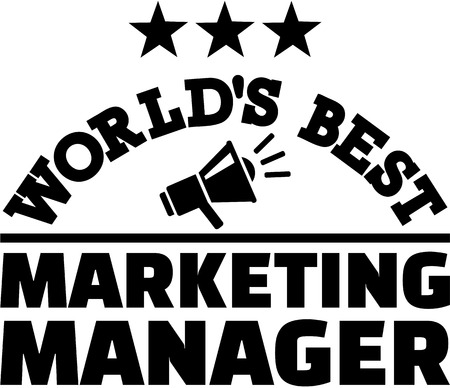 manager: Worlds best Marketing manager