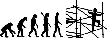 Scaffolding Evolution