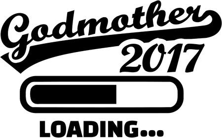 godmother: Godmother 2017 - Loading bar Illustration