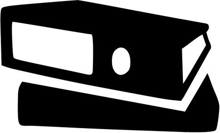 Folder stacked icon