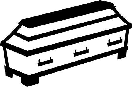 Casket symbol