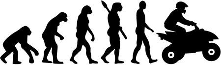Quad driver evolution Illustration