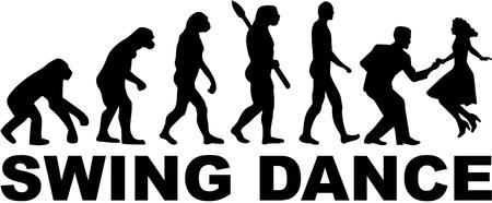 Evolution swing dance
