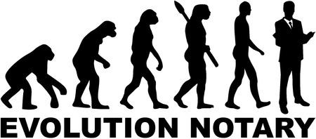 notary: Evolution notary