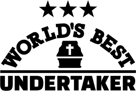 undertaker: Worlds best Undertaker Illustration
