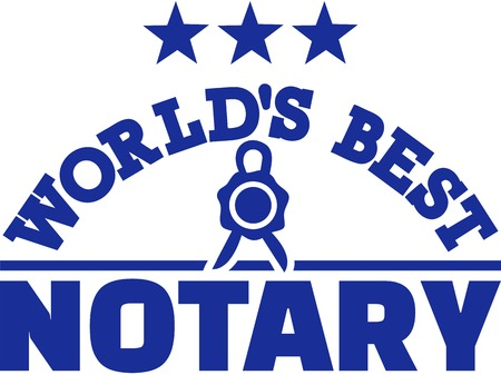 notary: Worlds best notary