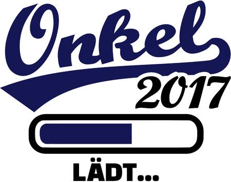 uncle: Uncle 2017 is Loading. german