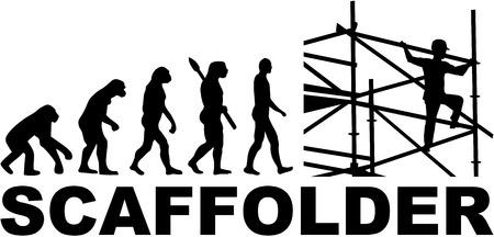 Evolution scaffolder