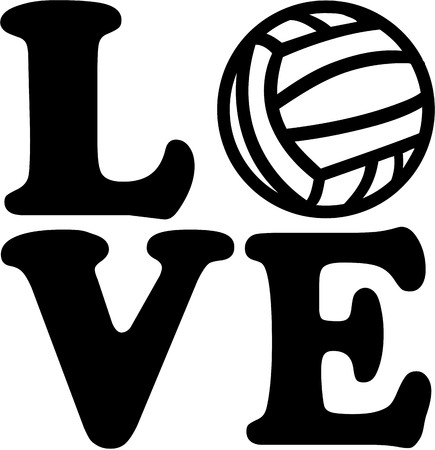 water: Water polo love Illustration