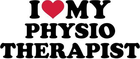 physiotherapist: I love my physiotherapist