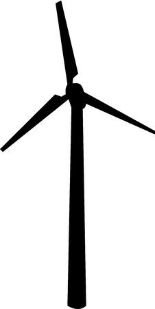 Icona della turbina di vento