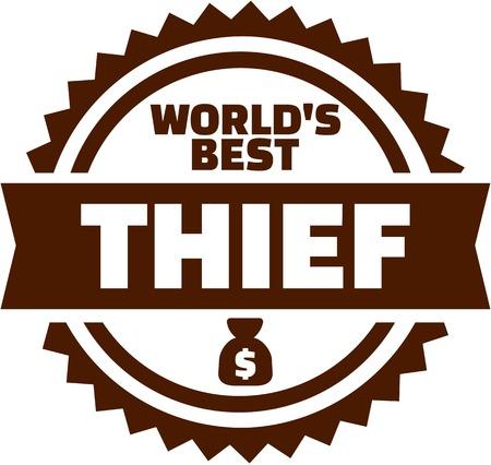 Worlds best Thief button