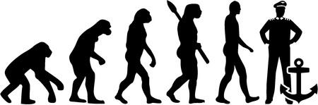 Captain evolution